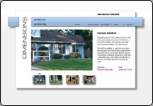 Architect's web site